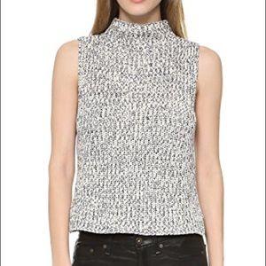 NWOT Madewell Veranda sleeveless sweater
